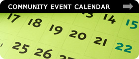 Community Event Calendar