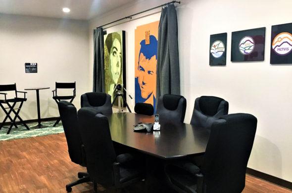 SMC's new studio