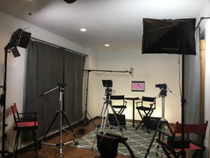 Photo of SMC studio setup